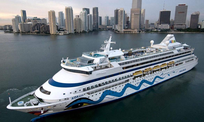 Luxury yacht ocean